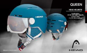 20056cc3936d Горнолыжный шлем c визором   Head - купить Киев Украина интернет ...