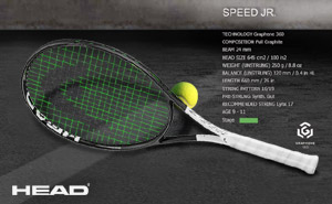 Head Graphene 360 Speed JR 2019