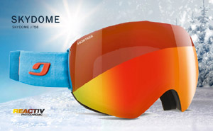 Julbo Skydome Snowtiger | J75673328 Multilayer Fire