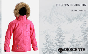 Descente Junior D3-2319W