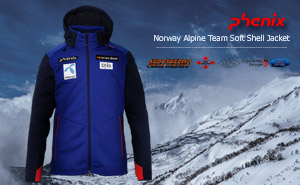 Norway Alpine Team Soft Shell Jacket | RB1