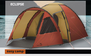 Палатка Easy Camp Eclipse 500 | Gold Red