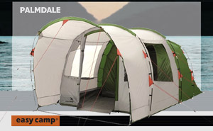 Палатка Easy Camp Palmdale 300 Forest Green