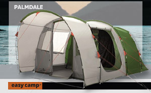 Палатка Easy Camp Palmdale 500 | Forest Green