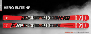 Горные лыжи Rossignol Hero Elite HP 2018