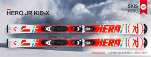 Rossignol Hero JR | креп. KID-X 4 B76