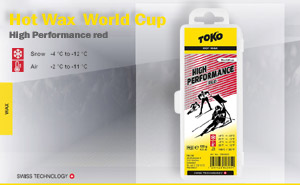 Toko High Performance red  120 | World Cup