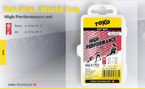 Toko High Performance red 40 | World Cup