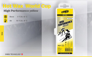 Toko High Performance yellow 120 | World Cup