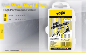 Toko High Performance yellow 40 | World Cup