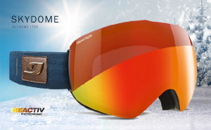 Julbo Skydome Snowtiger | J75673128 Multilayer Fire