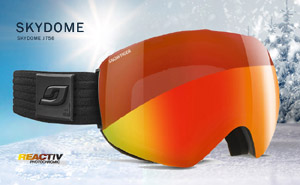 Julbo Skydome Snowtiger | J75673148 Multilayer Fire