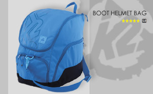 K2 Boot Helmet Bag | Blu