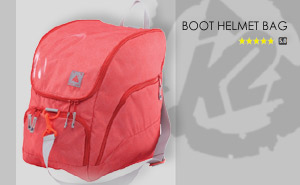K2 Boot Helmet Bag | Red