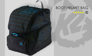 K2 Boot Helmet Bag | Black