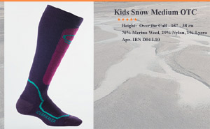 Kids Snow Medium OTC | арт. IBN D04 L10