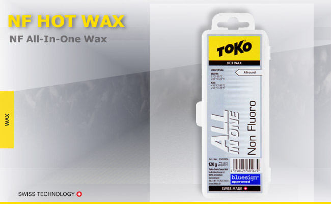 TоKо NF All-In-One Hot Wax 120