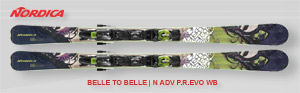 Nordica Belle To Belle 2014 | N ADV P.R.EVO WB