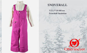 Брюки Obermeyer Girls Snoverall | 55002-053