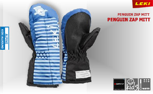 Leki Little Penguin Zap Mitt | royal