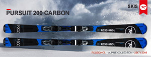 Горные лыжи Rossignol Pursuit 200 Carbon 2017