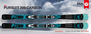 Горные лыжи Rossignol Pursuit 200 Carbon 2018