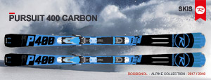 Горные лыжи Rossignol Pursuit 400 Carbon 2018