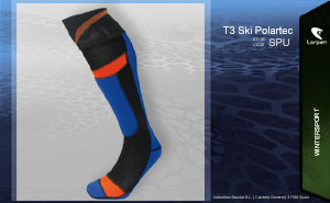 Ski Polartec ® Power Dry ® Ultralight | SPU 1201 black