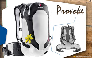 Рюкзак Deuter Provoke 14 SL | 1700 white-black