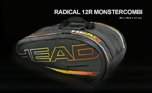 Чехол Head Radical 12R Monstercombi | Grey