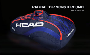 Чехол Head Radical 12R Monstercombi | BLOR
