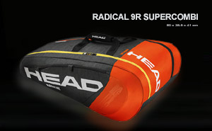 Чехол Head Radical 9R Supercombi | Gray OR