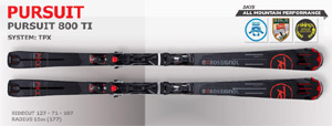 Rossignol Pursuit 800 TI