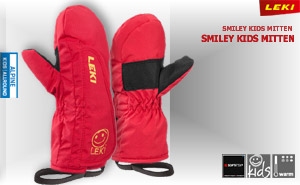 Leki Smiley Kids Mitten | арт. 634 82621