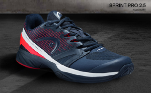 Head Sprint Pro 2.5 Men Dark Blue | Allcourt