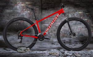 Велосипед Specialized Rockhopper 29 2021 |  Red