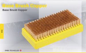 Щётка Toko Base Brush Copper (Медная)