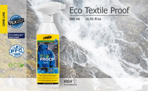 Пропитка ToKo Eco Textile Proof 500 ml | 558 2625