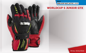 Leki WorldСup Junior GTX