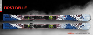 Nordica First Belle | N ADV P.R.EVO WB