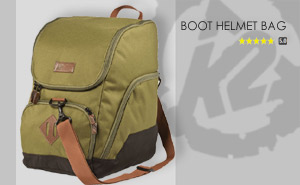 K2 Boot Helmet Bag | Olive