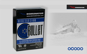 Dominator RACE BULLET Old Snow 100g