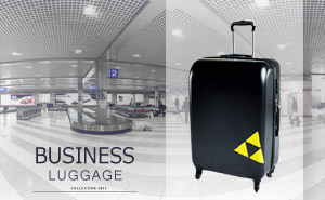 Чемодан Fischer Business PС Trolley 40L