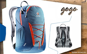 Рюкзак Deuter GoGo | 3358 arctic-midnight