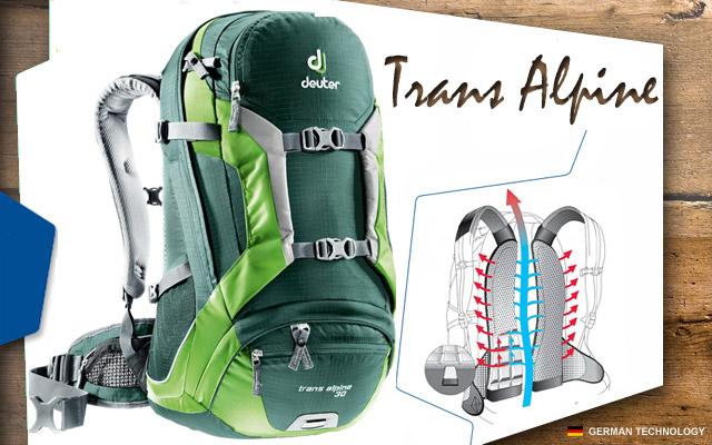 100% echt Outlet zum Verkauf auf großhandel Рюкзак Deuter Trans Alpine 30 | 2225 forest-kiwi - Киев ...