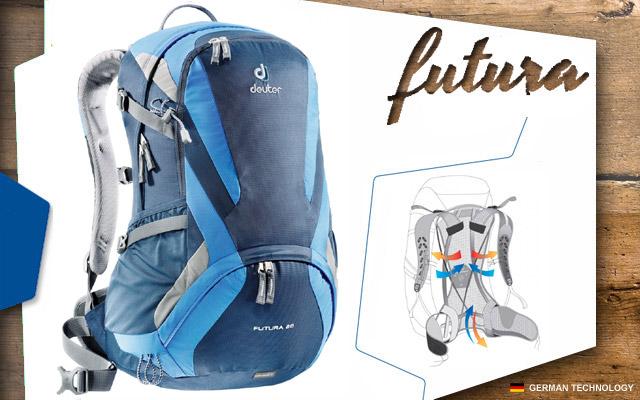 c0967a15537b Рюкзак Deuter Futura 28 купить | Киев компания SportsLine : рюкзак ...