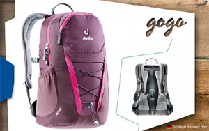 Рюкзак Deuter Gogo | 5032 blackberry dresscode