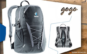 Deuter Gogo | black-titan 3820016 7490
