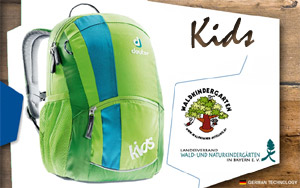 Deuter Kids | 2008 green