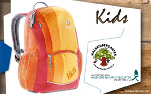 Deuter Kids | 9000 orange
